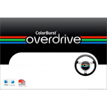 Colorburst Overdrive - Mac OSX