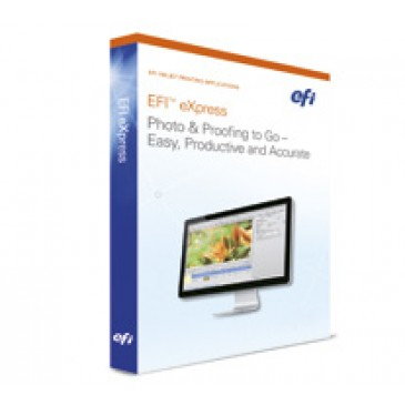 EFI Fiery eXpress for Proofing Advanced 4.5 (XXL)