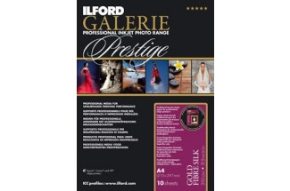 "Ilford Galerie Prestige Gold Fibre Silk 310gm2 - 17"" x 22"" - 25 sheets"